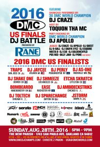 2016 DMC US Finals, 4by6 flyer, side2 (1)